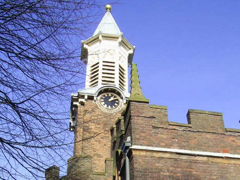 Chapel Brow
